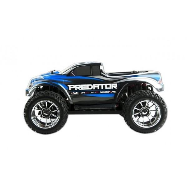 Coche Predator Mt-10 Electrico RTR