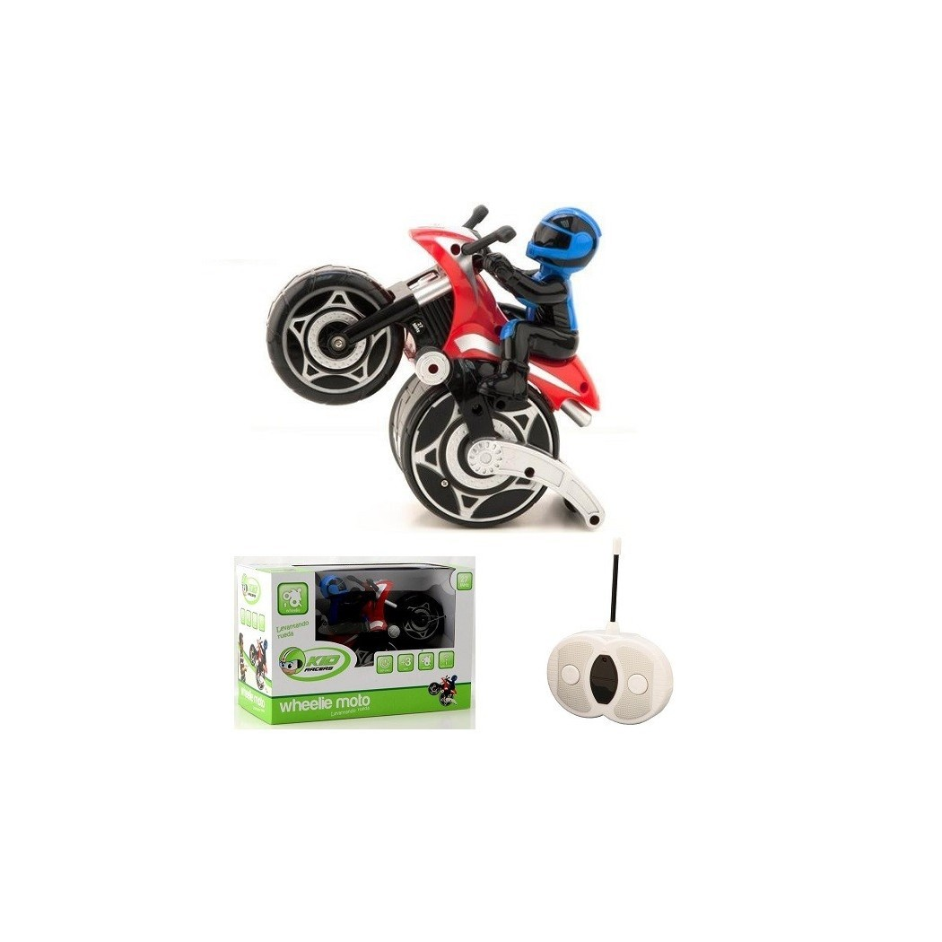 Juguete Kid Racers Moto