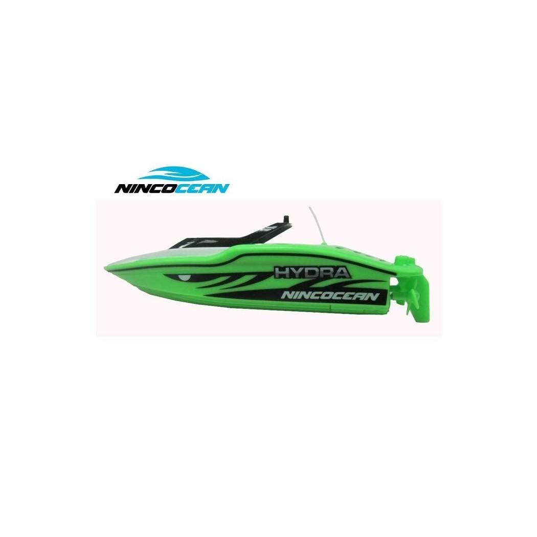Lancha Nincocean Hydra Green
