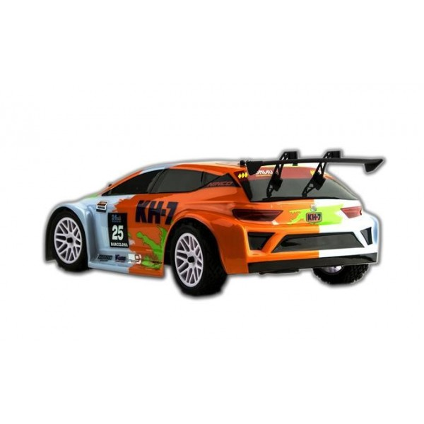 Coche Rally Game Seat Leon KH7