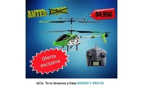Helicoptero Nincoair 365 Alutwin