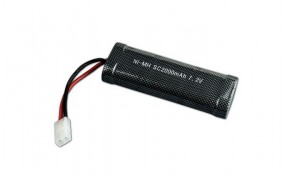Recambio Bateria NI-MH 7,2V 2000mAh