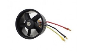 Turbina Duct Fan 70mm 3200rpm