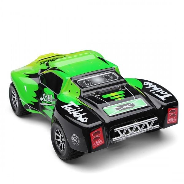 Coche Vortex A969 Verde Electrico RTR Con Bateria