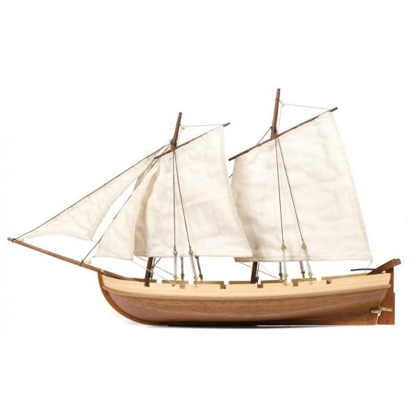 Maqueta Bote Bounty