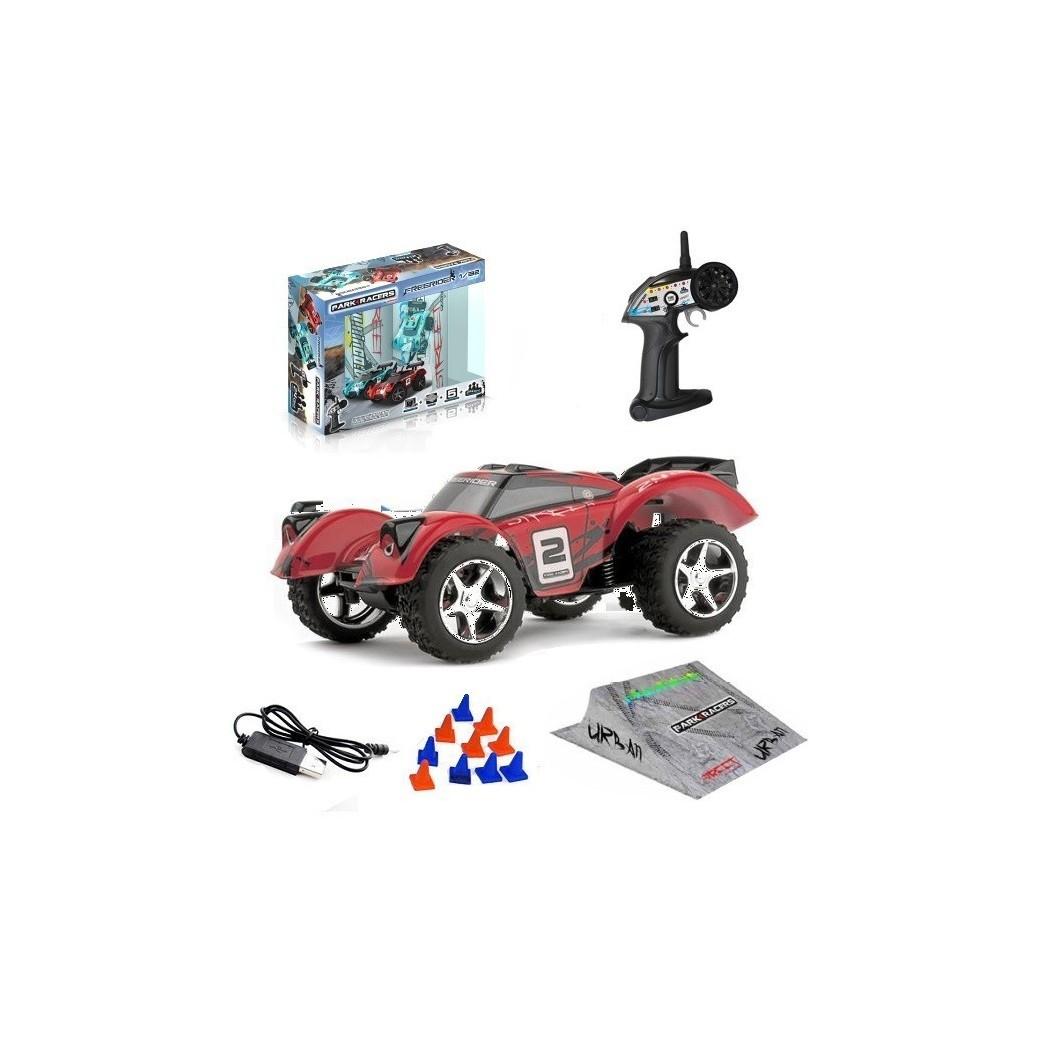Juguete Parkracers Freerider Street