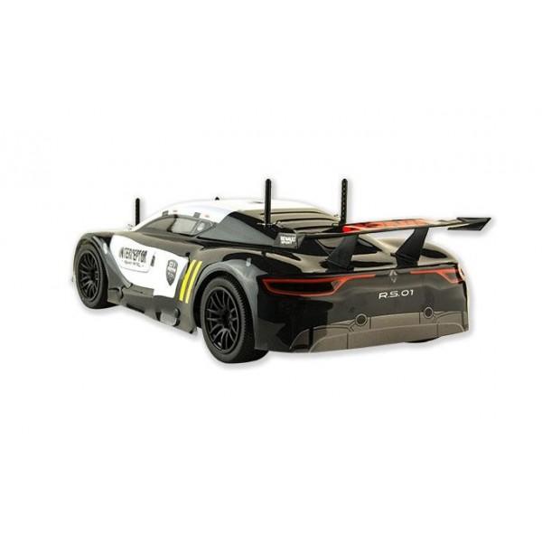 Juguete Parkracers Renault RS Interceptor Con Bateria