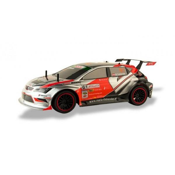 Juguete Parkracers Seat Leon Eurocup Con Bateria