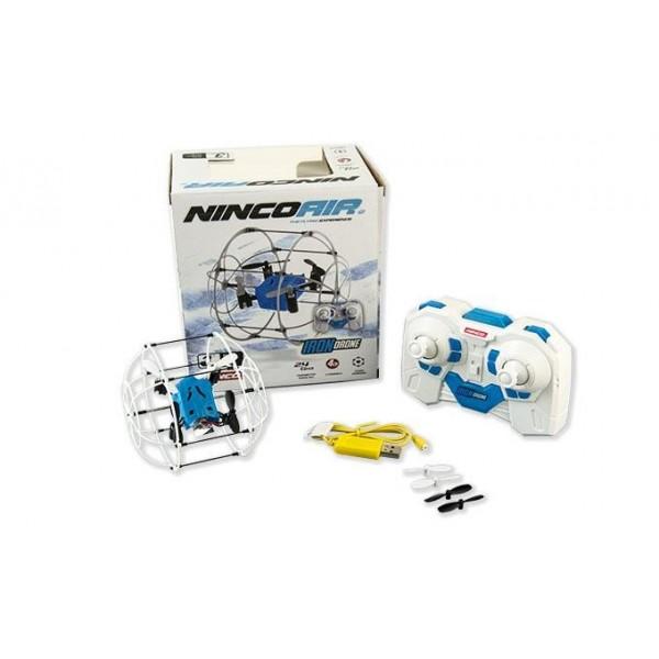 Nincoair Quadrone Iron
