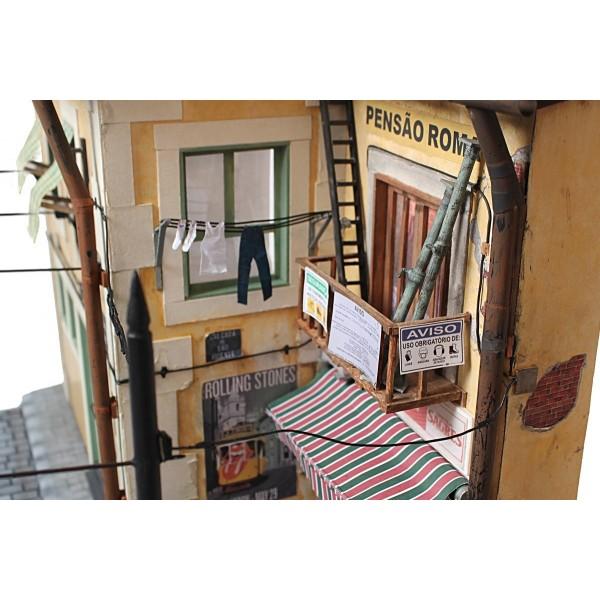 Maqueta Pack Diorama Lisboa