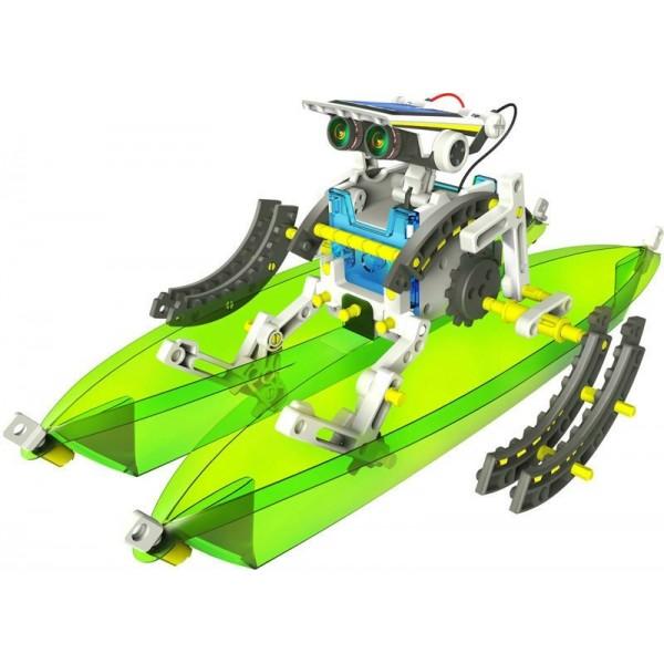Juguete Kit Robot Solar Educativo 14 en 1