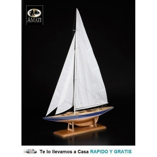 Maqueta Endeavour Special Edition
