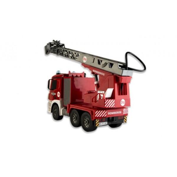 Juguete Heavy Duty Camion Bomberos