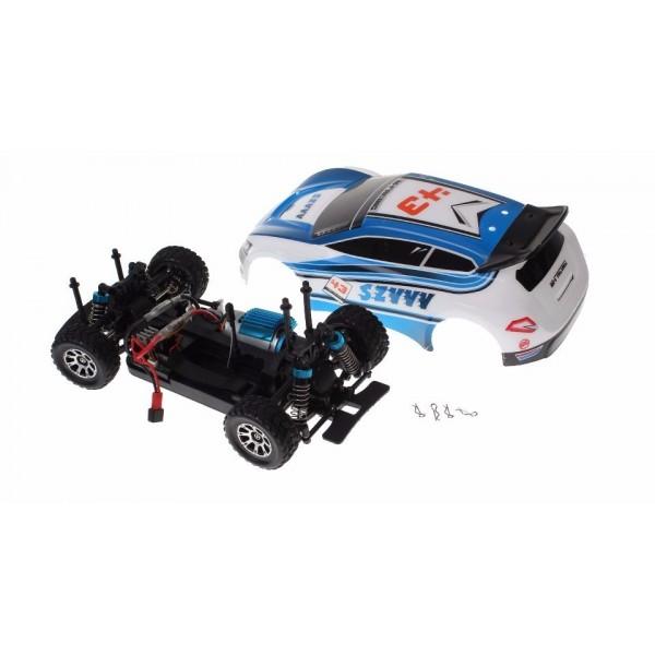 Coche Vortex A949 Azul Electrico RTR Con Bateria