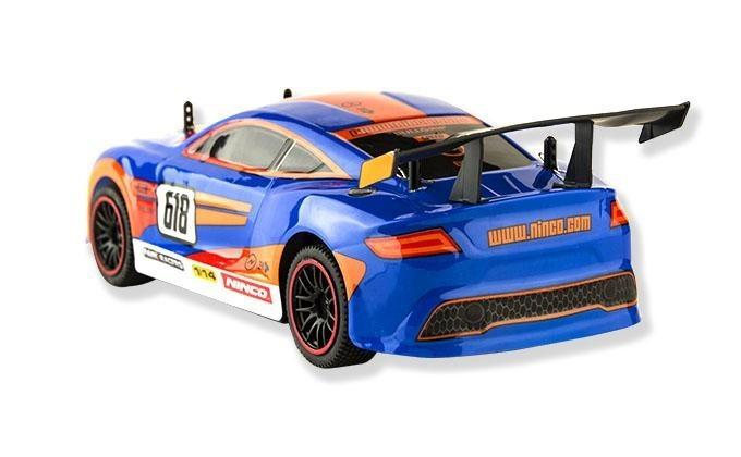 Gt1 Rc Ninco 4ghz Juguete 114 2 Parkracers Super thrxBsQdC