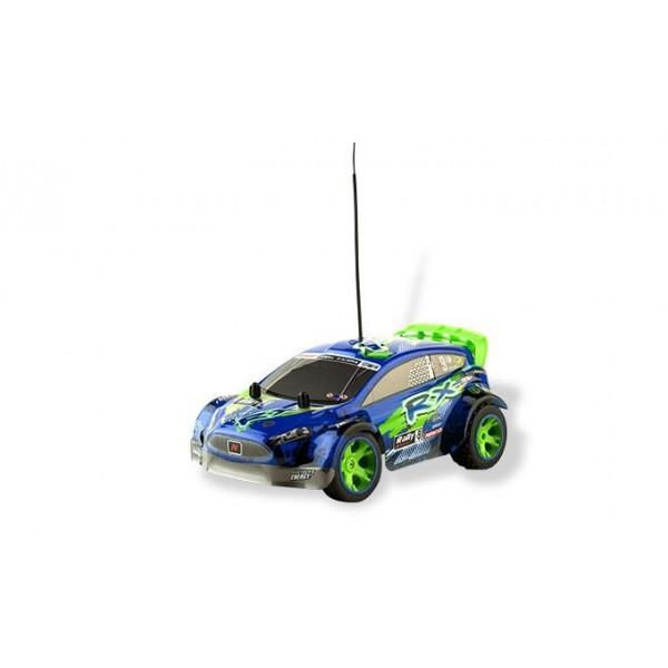 Juguete Parkracers 1/18 RX Blue