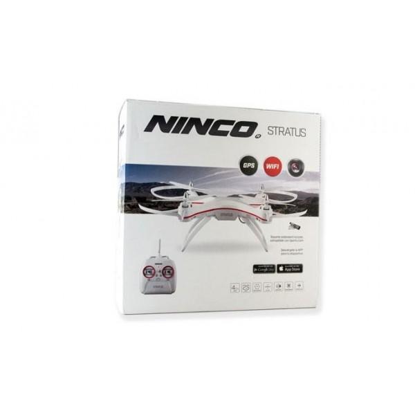 Nincoair Quadrone Stratus Con Dos Baterías