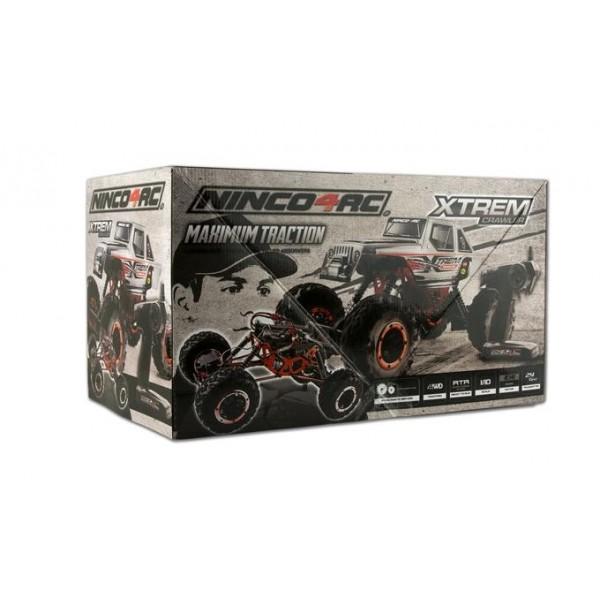Coche Xtrem Crawler 2 Electrico RTR