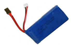 Recambio Bateria 7,4V 1800mAh (Typhoon/Storm/Ford/Warrior)(1/12)