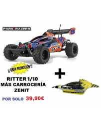 Juguete Parkracers Ritter