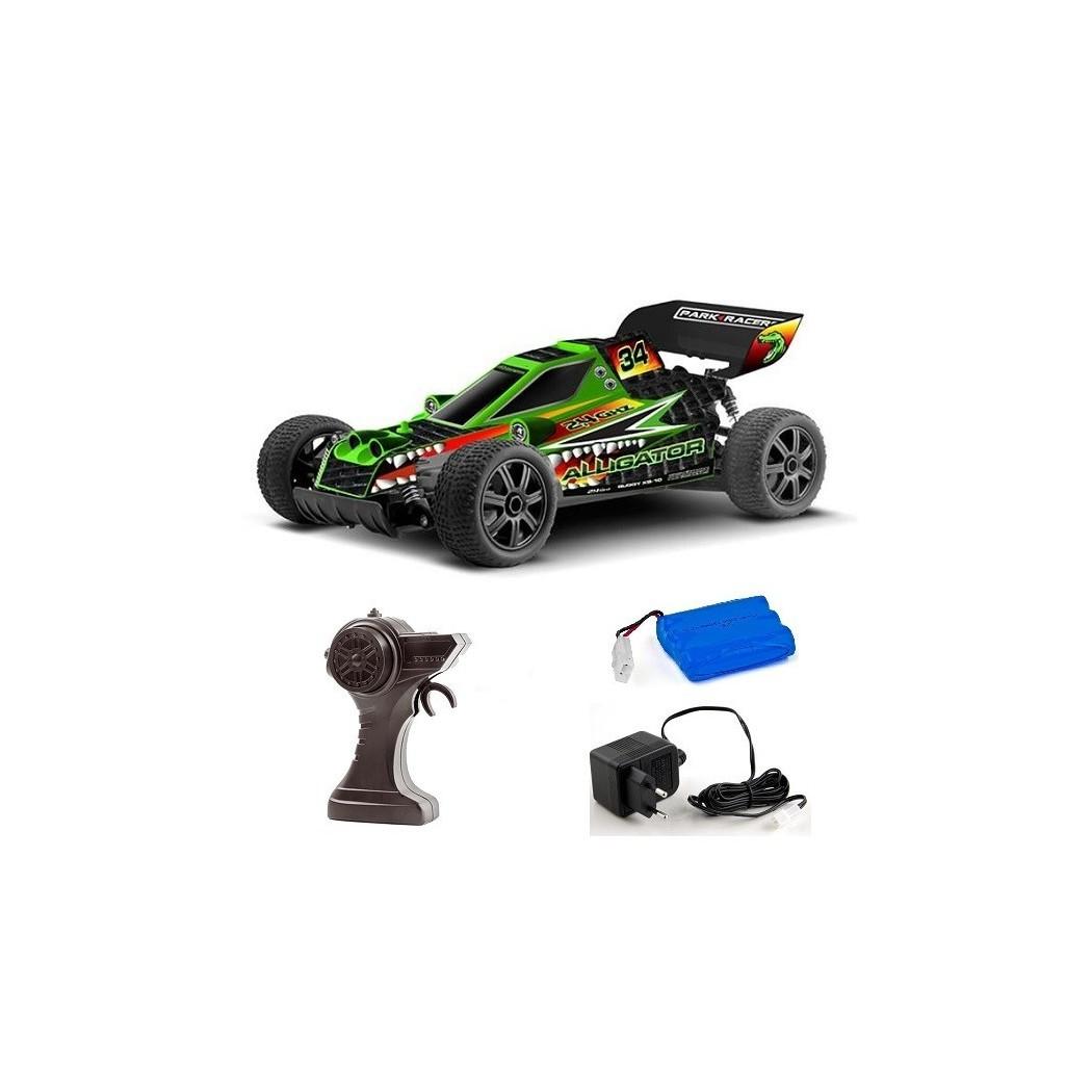 Juguete Parkracers Alligator