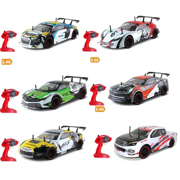 Juguete Coche Rally Speed Racing 1/10 QY1867C