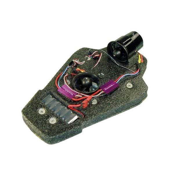 Coche Hovercraft XSTR Wave HSP 1/10 RTR