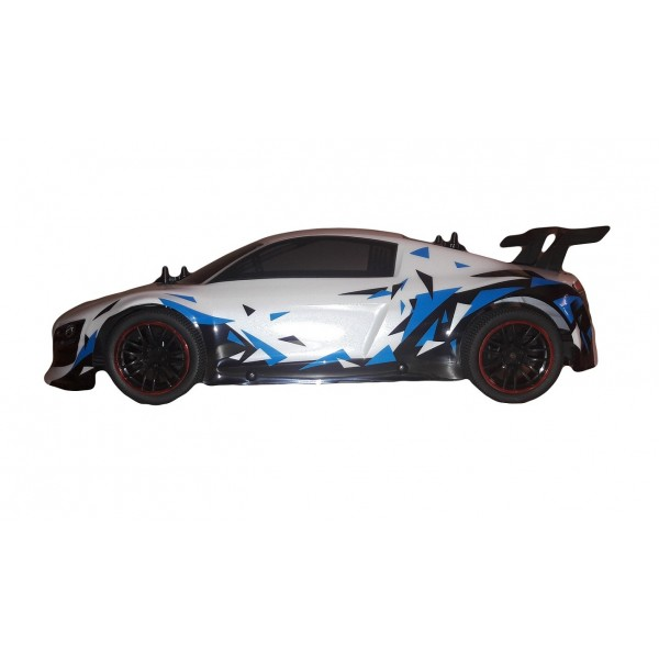 Juguete Coche Rally Speed Racing 1/10 QY1852C