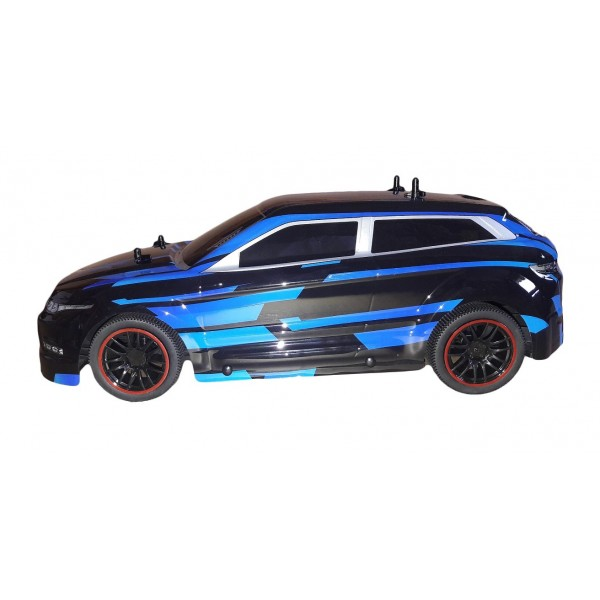 Juguete Coche Rally Speed Racing 1/10 QY1866C