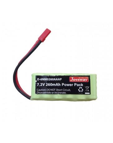 Recambio de radiocontrol Batería NI-MH 7,2V 260mAh
