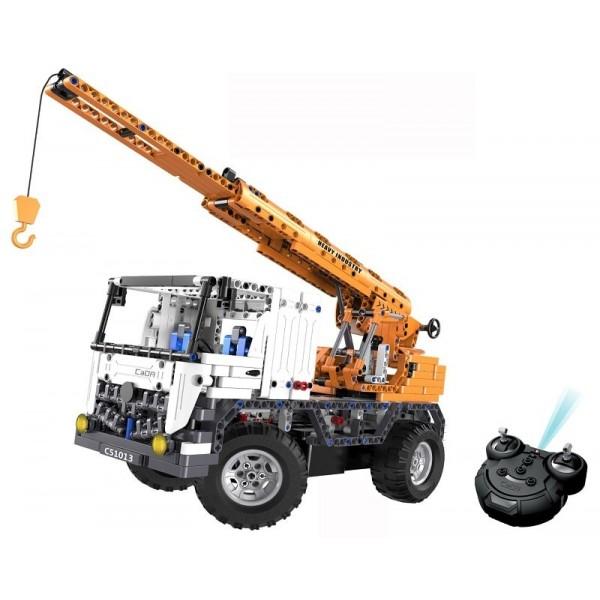 Juguete Kit Technic Camion con Grúa 2 en 1