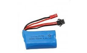 Recambio Bateria Li-Ion 6,4V 750mAh