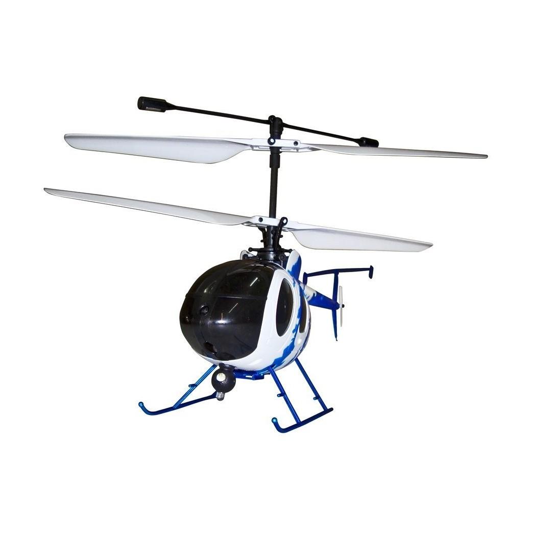 Helicoptero Bravo III 4Ch RTF