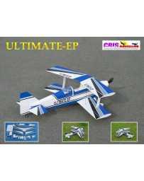 Avión Ultimate Ep Eléctrico Azul