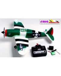 Avión de FOAM P-47 RTF