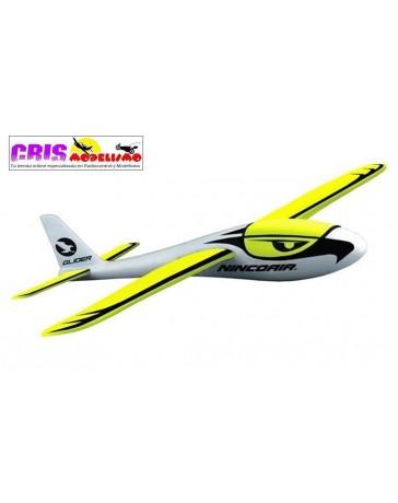 Juguete Nincoair Glider Yellow