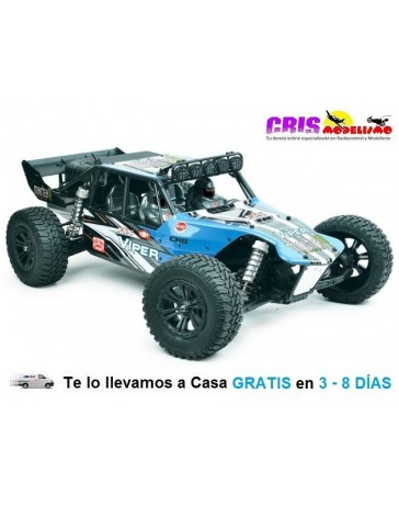 Coche FTX Viper 1/8 4WD Brushed Sandrail Buggy RTR