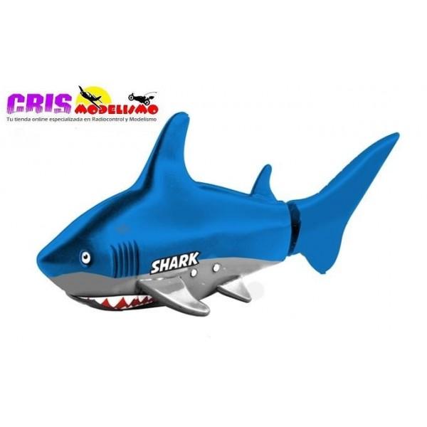 Lancha Nincocean Tiburon Azul