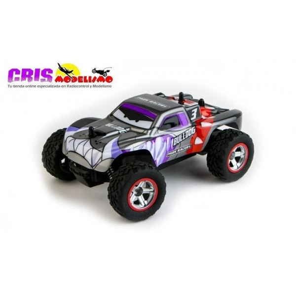 Juguete Parkracers Nincoracer Bulldog 1/24
