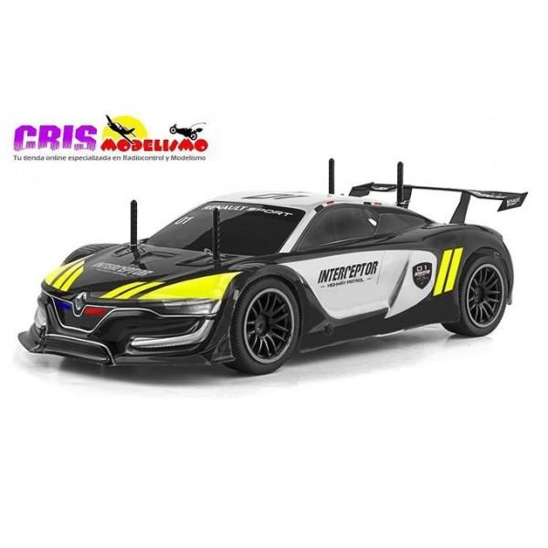 Juguete Parkracers Renault RS Interceptor