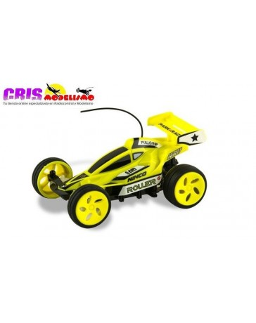 Juguete Parkracers Roller 2 Yellow