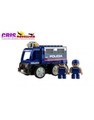 Juguete Set Policia