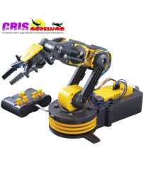 Juguete Kit Brazo Robotico
