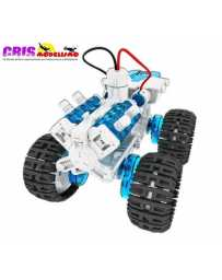Juguete Kit Educativo Monster Truck Agua Salada