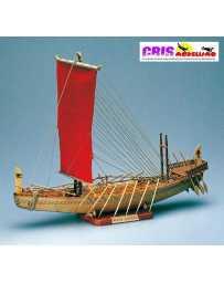 Maqueta Nave Egipcia
