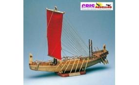 Maqueta Nave Egipcia Amati