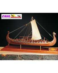 Maqueta Nave Vikinga