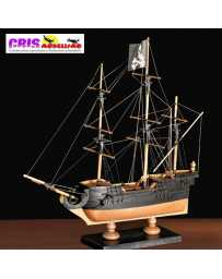 Maqueta Barco Pirata