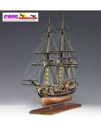 Maqueta H.M.S. Pegasus 1776 Amati