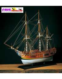 Maqueta H.M.S. Bounty 1787 Amati